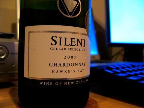 SILENI Cellar Selection 2007 Chardonnay