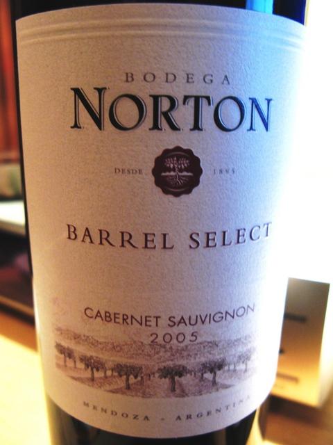 NORTON Barrel Select