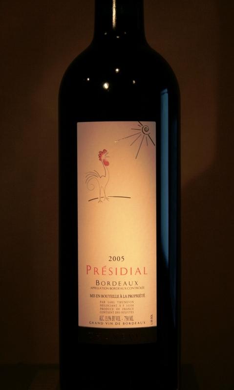 Presidial 2005 Bordeaux