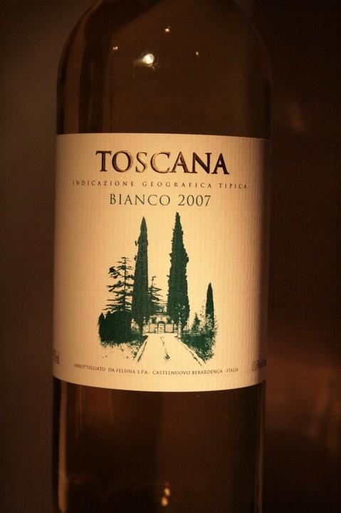 TOSCANA BIANCO 2007