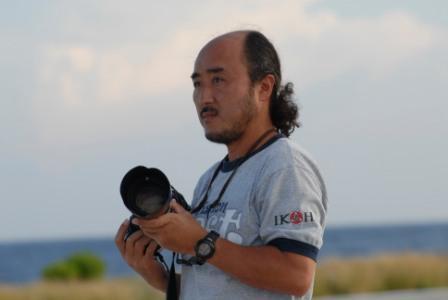 高砂淳二 水中写真撮影セミナー