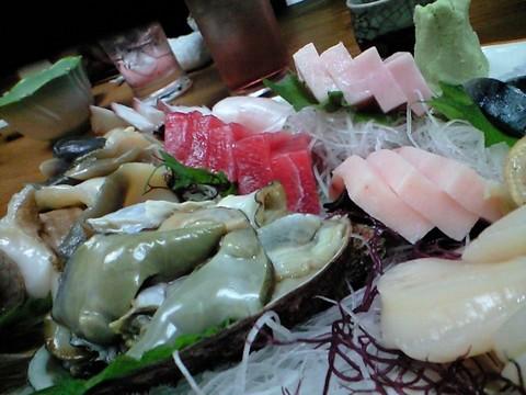 志津川のすし屋「弁慶」