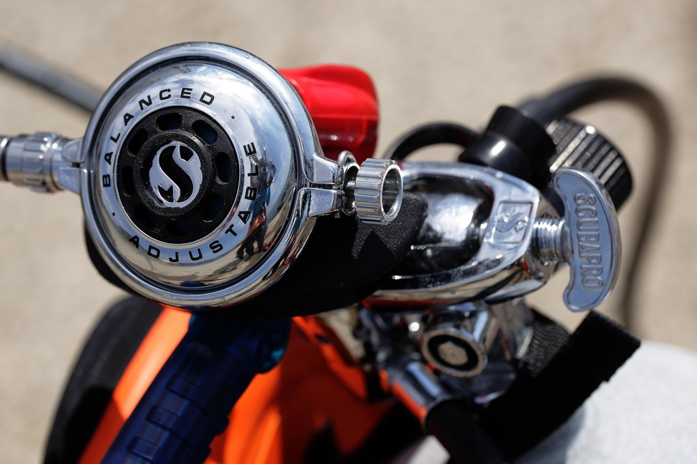 SCUBAPRO MARK5 Regulator