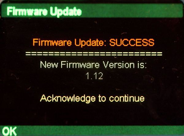 UEMIS SDA ダイビングコンピュータ Firmware Update