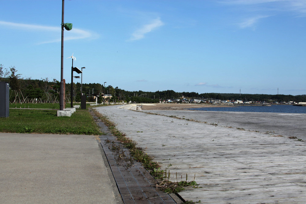 かわうちマリンビーチ
