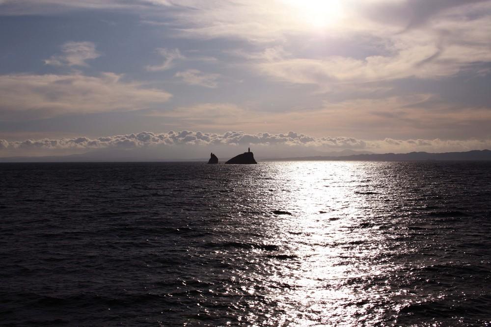 陸奥湾 牛ノ首 鯛島